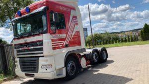 kup samochodów ciężarowych